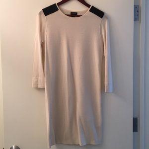 Club Monaco Italian wool sweater dress
